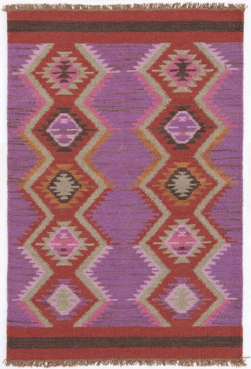 Dash And Albert Rhapsody 72663 Area Rug Last Chance| Size| Returnable Sample Swatch - 72663x8