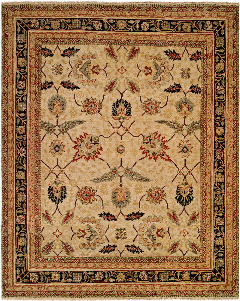 Famous Maker Allexa 100641 Area Rug| Size| 2' x 3' - 64038x3