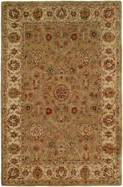 Kalaty Empire Em-287 Green Area Rug Clearance| Size| 9' X 12' - 23970x6