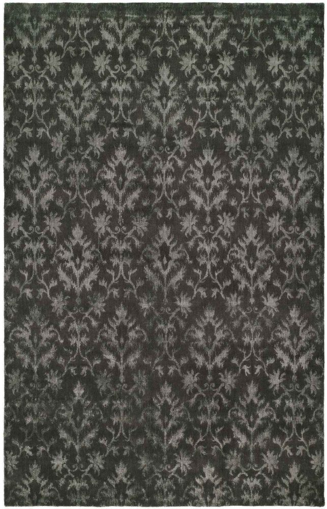 Kalaty Gramercy GR-676 Pewter Area Rug| Size| 2' 6'' X 10' Runner - 66796x7
