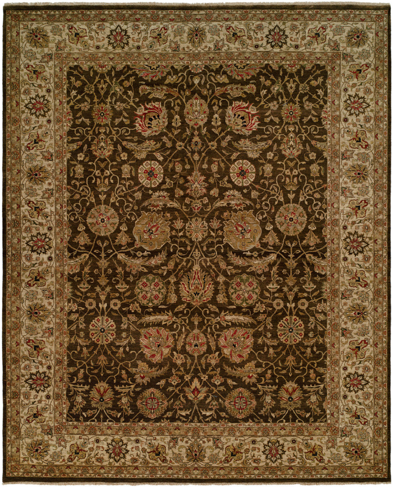 Famous Maker Sharone 100468 Black Area Rug| Size| 2' x 3' - 64224x2
