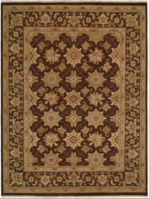 Kalaty Sierra Sp-235 Brown Area Rug Clearance| Size| 6' Round - 41515x17