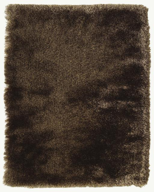 Famous Maker Shag 44611 Light Brown Area Rug Last Chance