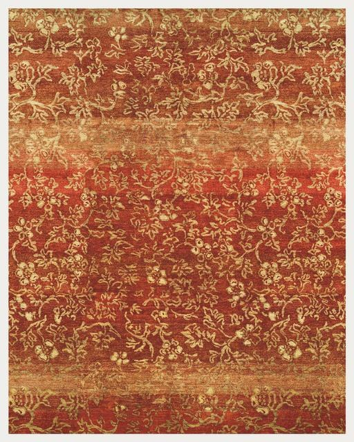 Famous Maker Gallery A 44748 Red-Multi Area Rug Last Chance