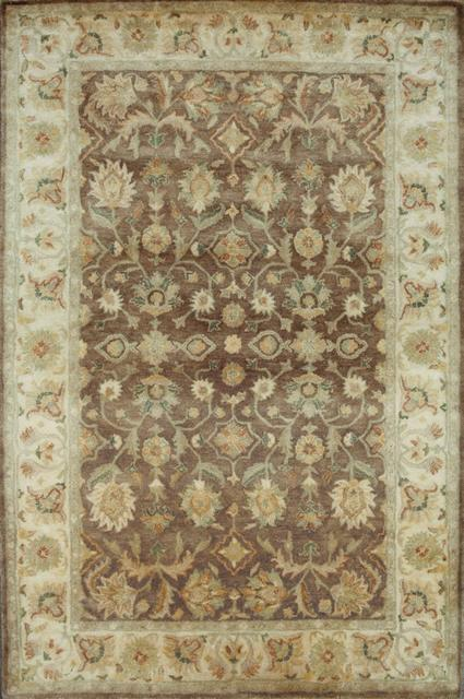 Rugstudio Famous Maker 39987 Brown Area Rug Last Chance