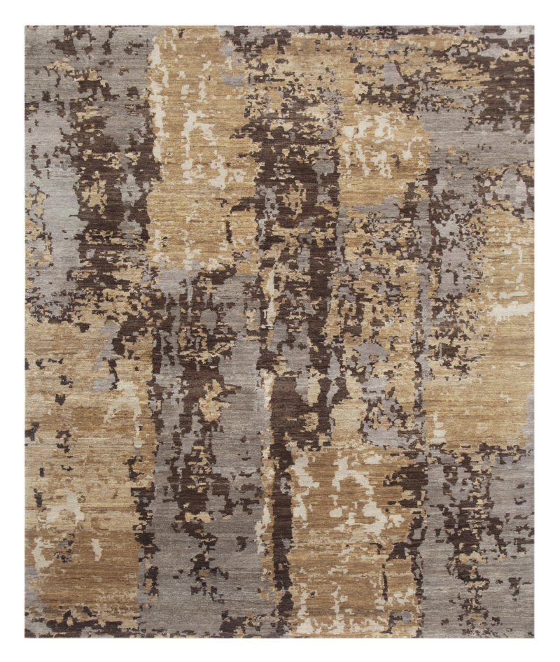 Jaipur Living Connextion By Jenny Jones - Global CG11 Dark Taupe Area Rug Last Chance| Size| 2' X 3' - 69960x2