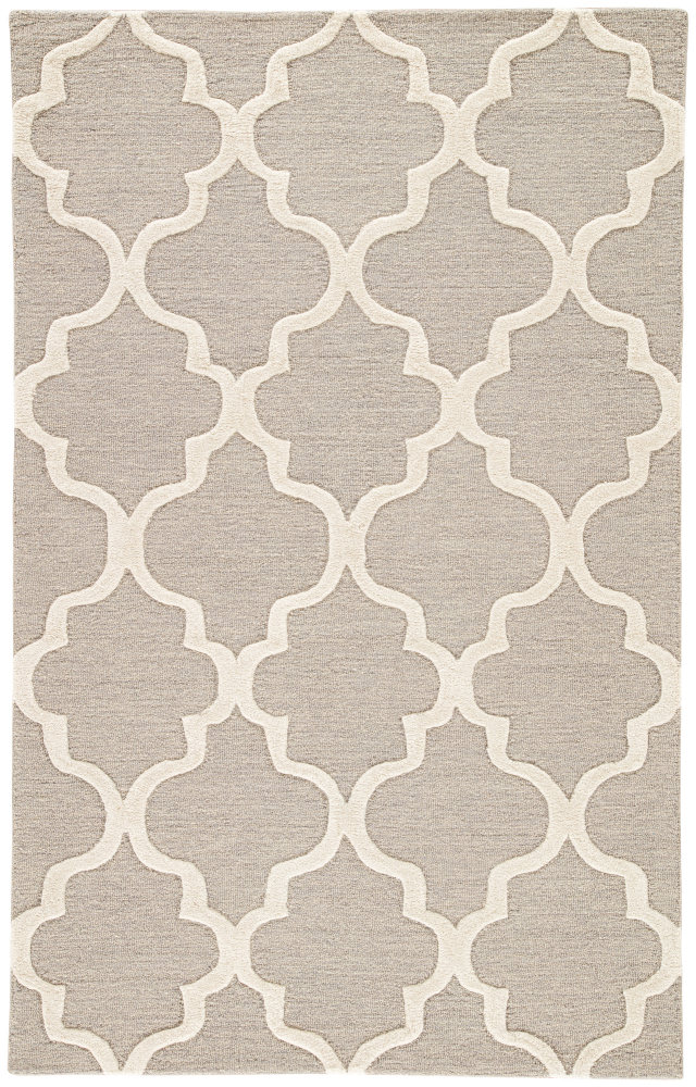 Jaipur Living City Miami Ct30 Vapor Blue - Bright White Area Rug| Size| Returnable Sample Swatch - 103004x6
