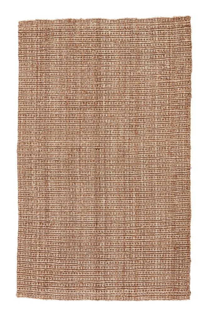 Jaipur Living Naturals Lucia Achelle Nal03 Silver Mink Area Rug| Size| 18'' Returnable Sample Swatch - 102732x7