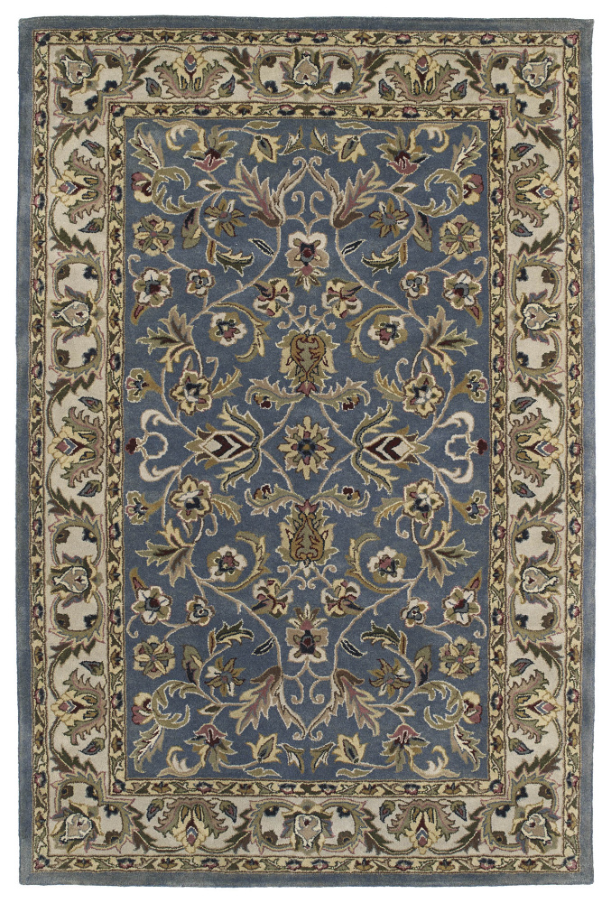 Kaleen Mystic 6001-17 Blue Area Rug| Size| 2'3'' x 7'9'' Runner - 100289x2