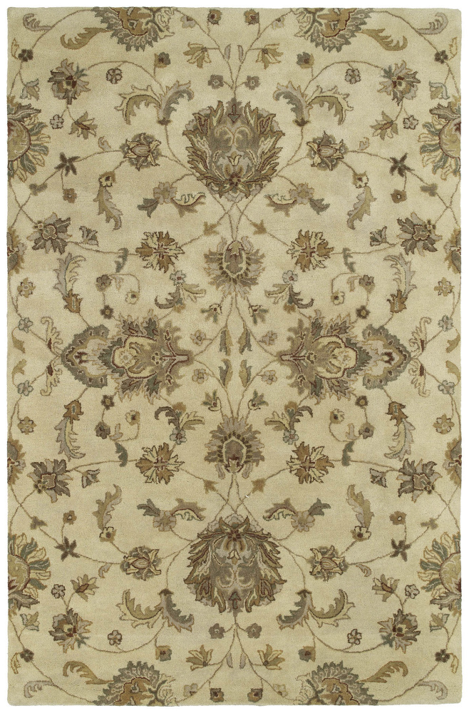Kaleen Mystic Europa Ivory 6060 Area Rug| Size| 2'3''x7'9'' Runner - 66750x4