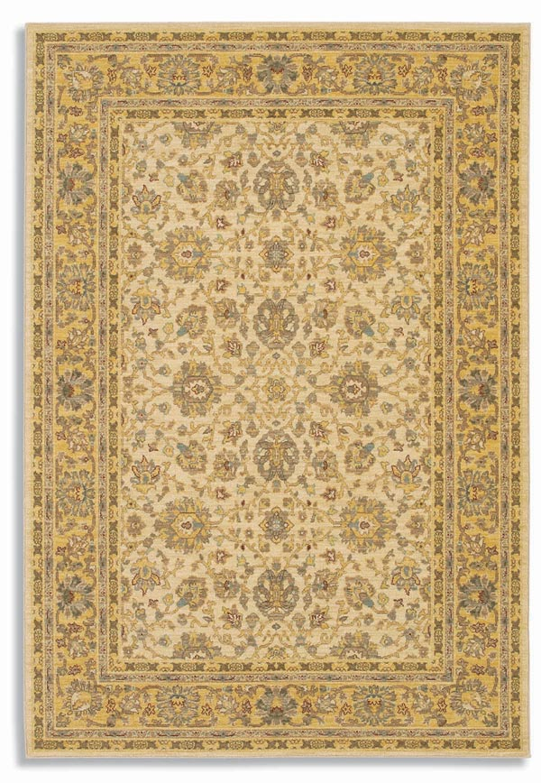 Rugstudio Famous Maker 38855 Maize Area Rug Last Chance