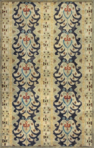 Kas Tapestry 6814 Multi Area Rug Clearance| Size| 3'3'' x 5'3'' - 89125x2