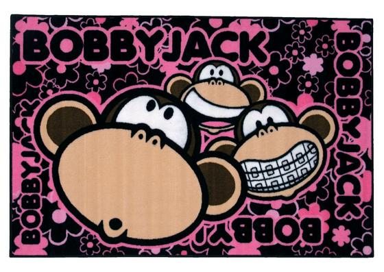 Fun Rugs Bobby Jack Bobby Faces BJ-21 Multi Area Rug - 42846
