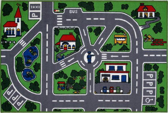 Fun Rugs Fun Time Streets FT-501996 Multi Area Rug