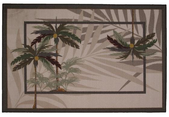 Fun Rugs Supreme Palm Fronds TSC-206 Multi Area Rug - 42794