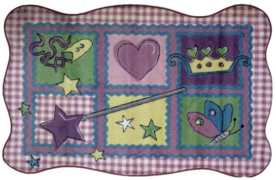 Fun Rugs Supreme Fairy Quilt TSC-220 Multi Area Rug| Size| 39'' x 58'' - 42803x1