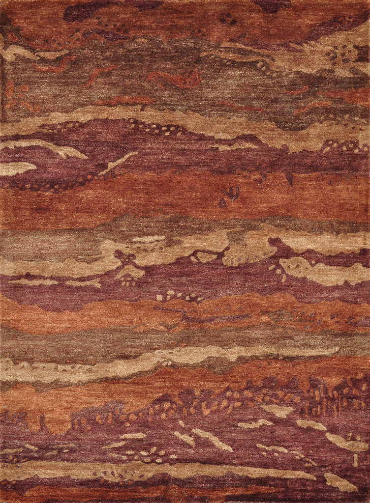 Loloi Eternity EY-03 Spice - Rust Area Rug Clearance| Size| Returnable Sample Swatch - 53999x5