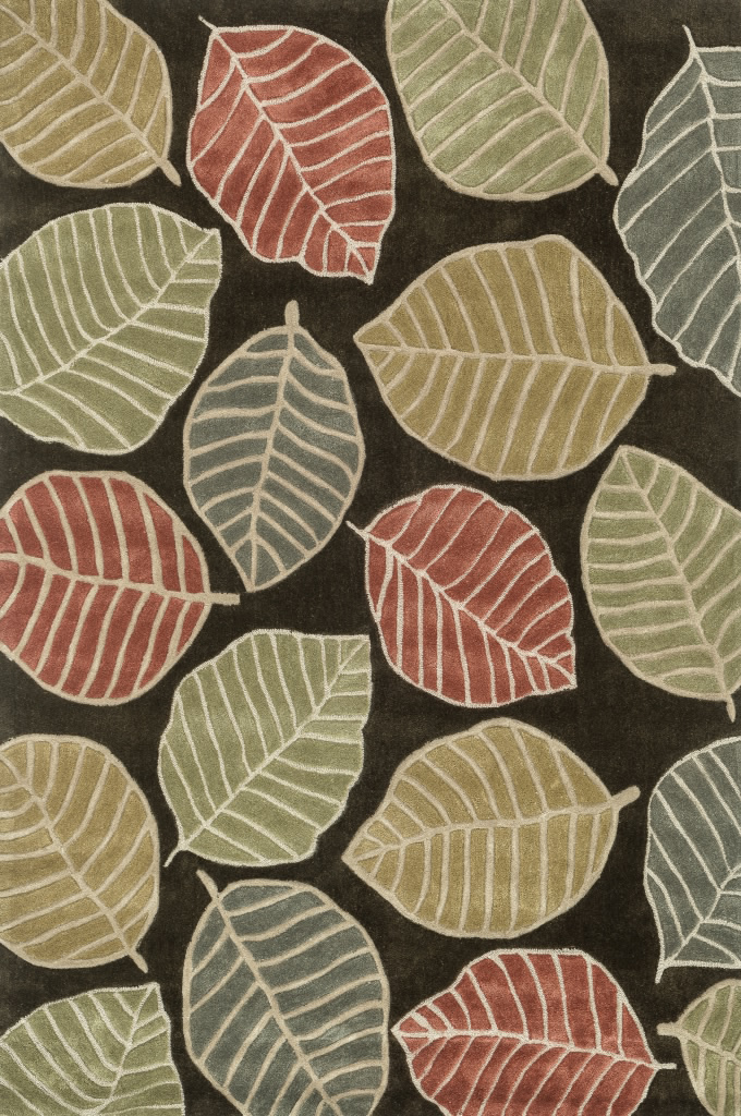Loloi Grant Gr-10 Brown-Multi Area Rug Clearance| Size| Returnable Sample Swatch - 40138x5