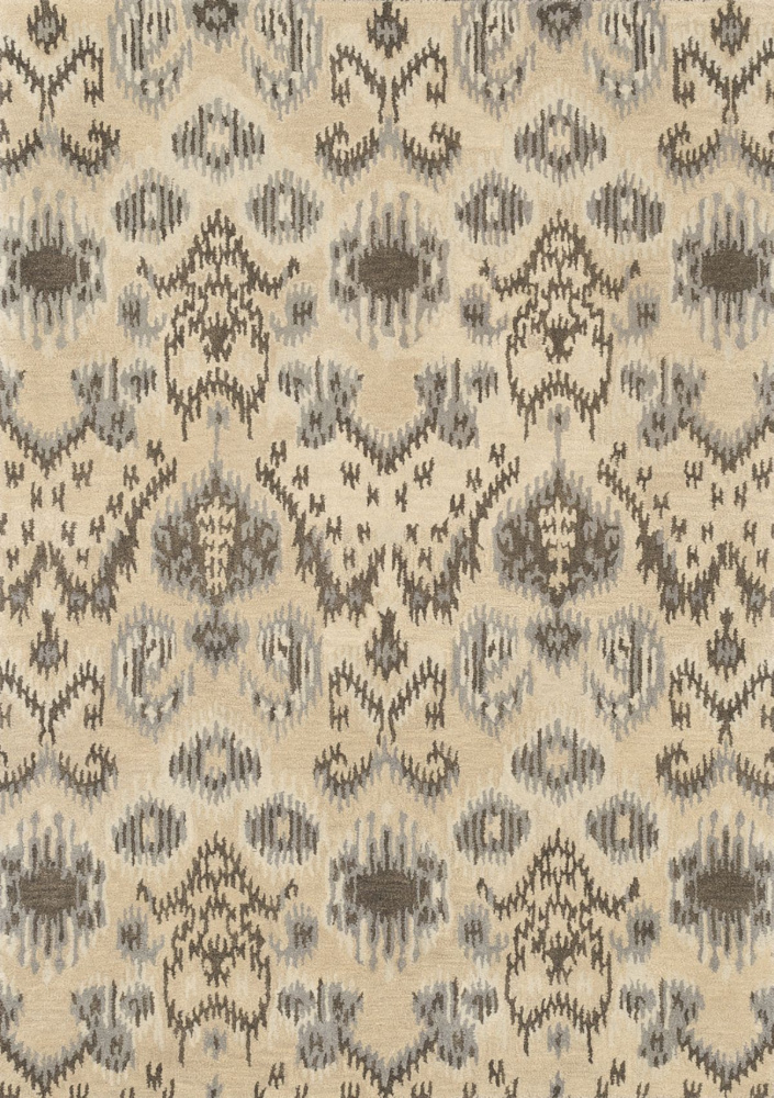 Loloi Leyda Ly-04 Cream - Grey Area Rug| Size| 7'10'' x 11' with Free Pad - 68396x4
