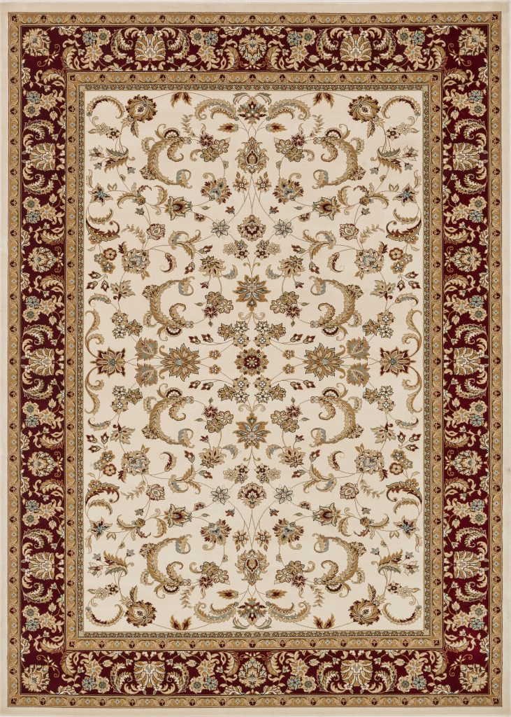 Loloi Welbourne Wl-03 Ivory-Red Area Rug| Size| 2' x 3' - 37933x1