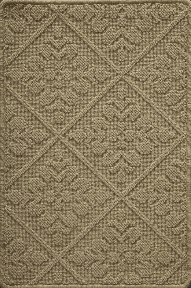Famous Maker Encina 91938 Basil Area Rug| Size| Returnable Sample Swatch - 91938x62