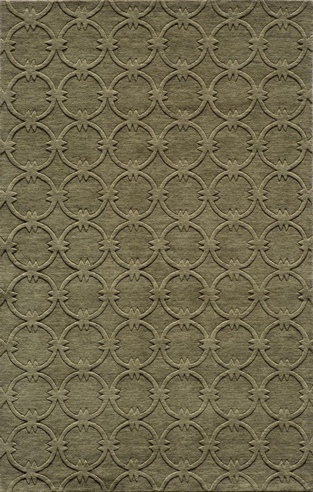 Momeni Gramercy Gm-13 Sage Area Rug| Size| 2' x 3' with Free Pad - 161239x1