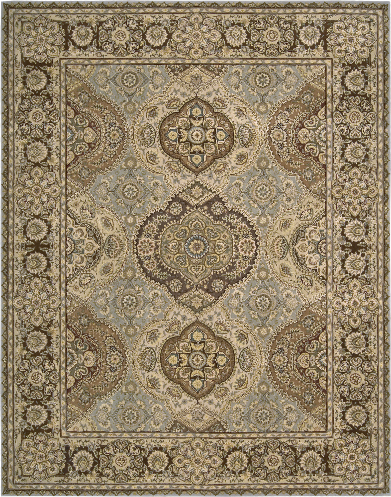 Nourison 2000 2260 Multi Area Rug| Size| 2' x 3' with Free Pad - 27840x1