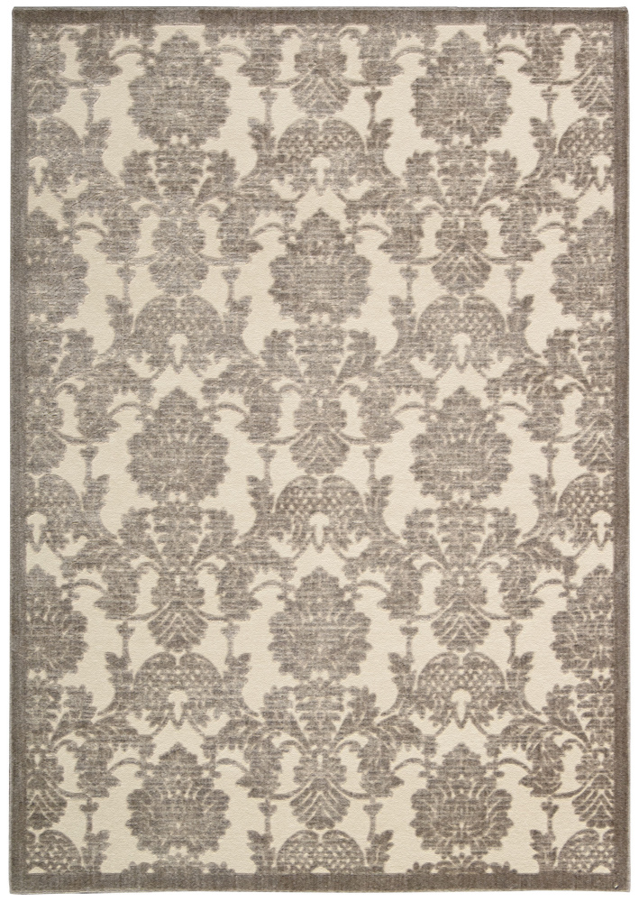 Nourison Graphic Illusions GIL-03 Ivlat Area Rug| Size| 2'3''x8' Runner - 71892x2