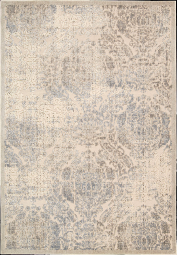 Nourison Graphic Illusions GIL-09 Ivory Area Rug| Size| 2'3'' x 3'9'' - 71908x1