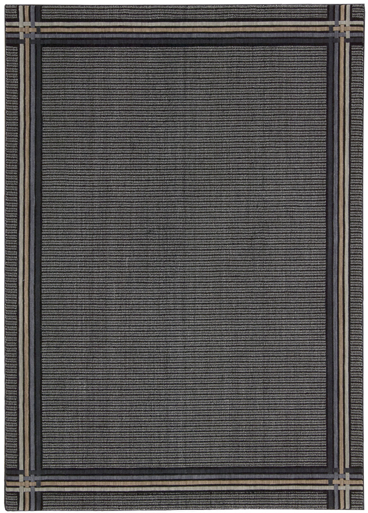 Joseph Abboud Griffith Gri01 Midnight Area Rug| Size| 3'6'' x 5'6'' - 85730x2