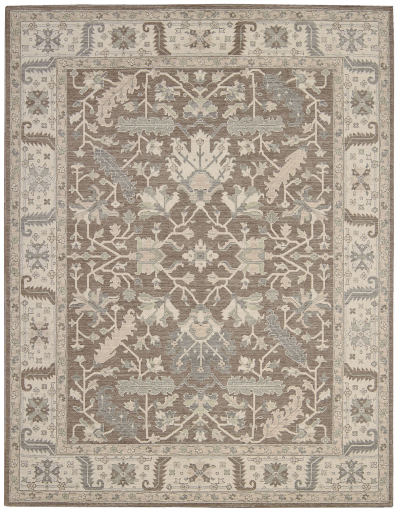 Nourison New Horizon HRZ-04 Fawn Area Rug Clearance| Size| 2'6'' x 4'3'' - 71988x2