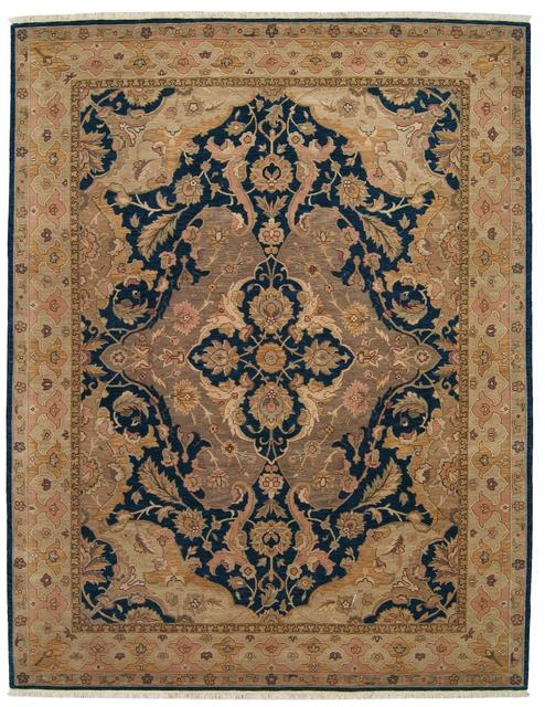 Nourison Ancestry NA-02 Midnight Area Rug Clearance - 22843