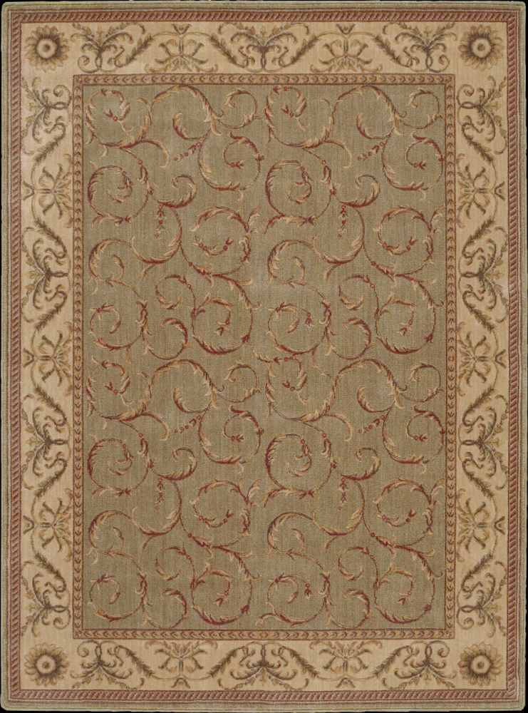 Nourison Somerset ST-02 Meadow Area Rug| Size| 2' X 2' 9'' - 23440x1
