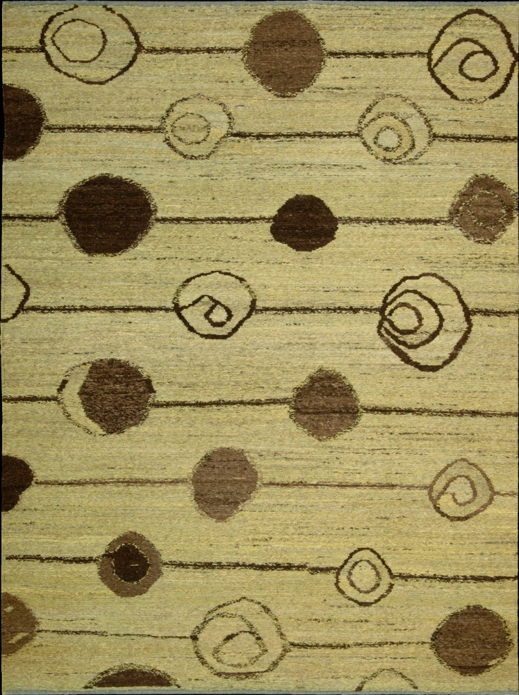 Nourison Taos TOS-2 Lime Area Rug Clearance| Size| 5' 6'' X 8' - 23525x2