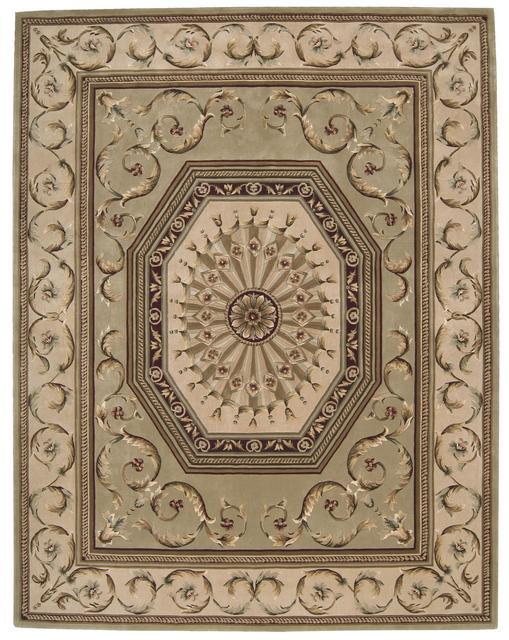 Nourison Versailles Palace VP-10 Sage Area Rug| Size| 2' 3'' X 8' Runner - 23564x1