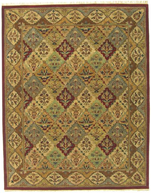 ORG Panel Kerman 26164 Red Area Rug Last Chance| Size| 8' X 10' - 2797