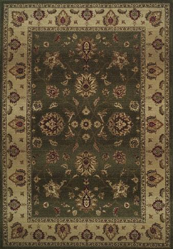Oriental Weavers Genesis 034F1 F1 Area Rug| Size| 2' X 3' with Free Pad - 25057x1