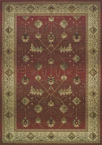 Oriental Weavers Genesis 112P1 P1 Area Rug| Size| 2' X 3' with Free Pad - 25062x1