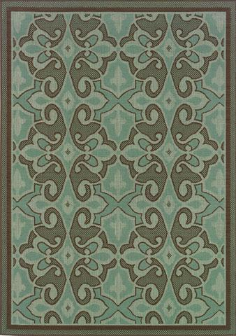 Oriental Weavers Montego 2335L Area Rug| Size| 7' 10'' Round - 44489x7