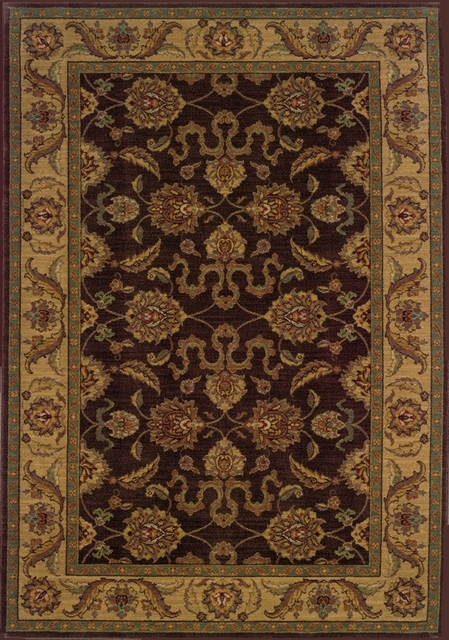 Oriental Weavers Allure 012b1 Area Rug| Size| 18'' Returnable Sample Swatch - 15160x11