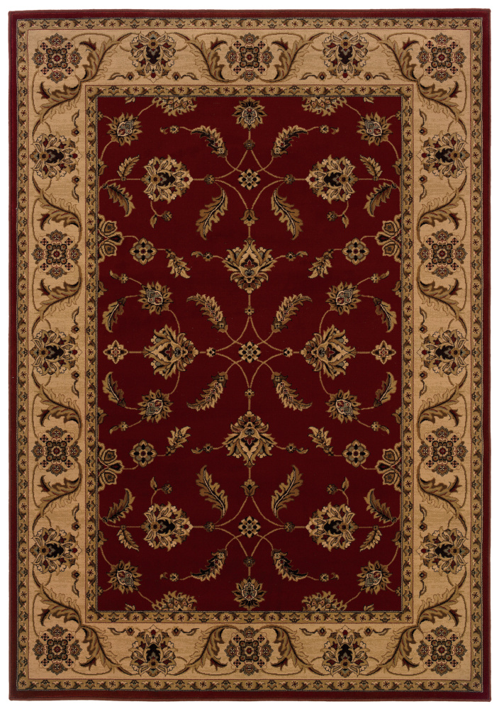 Oriental Weavers Cambridge 531R2 Area Rug| Size| 1'10'' X 3'3'' with Free Pad - 74708x7