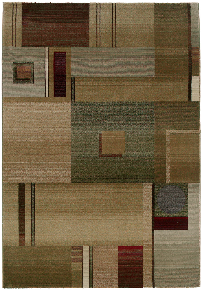 Oriental Weavers Generations 157G1 Area Rug| Size| 18'' Returnable Sample Swatch - 160x15