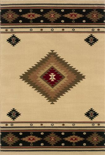 Oriental Weavers Hansen 087I1 Area Rug| Size| 1' 10'' X 3' 3'' with Free Pad - 27195x1