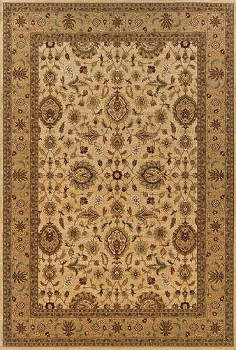Oriental Weavers Knightsbridge 524W5 Area Rug| Size| 2' 3'' X 7' 6'' Runner with Free Pad - 32492x2