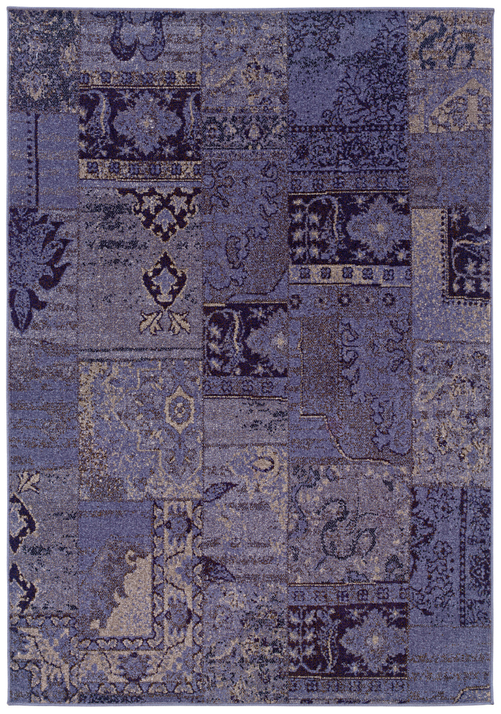 Oriental Weavers Revival 501l2 Area Rug| Size| 1'10''X7'6'' Runner with Free Pad - 66790x1