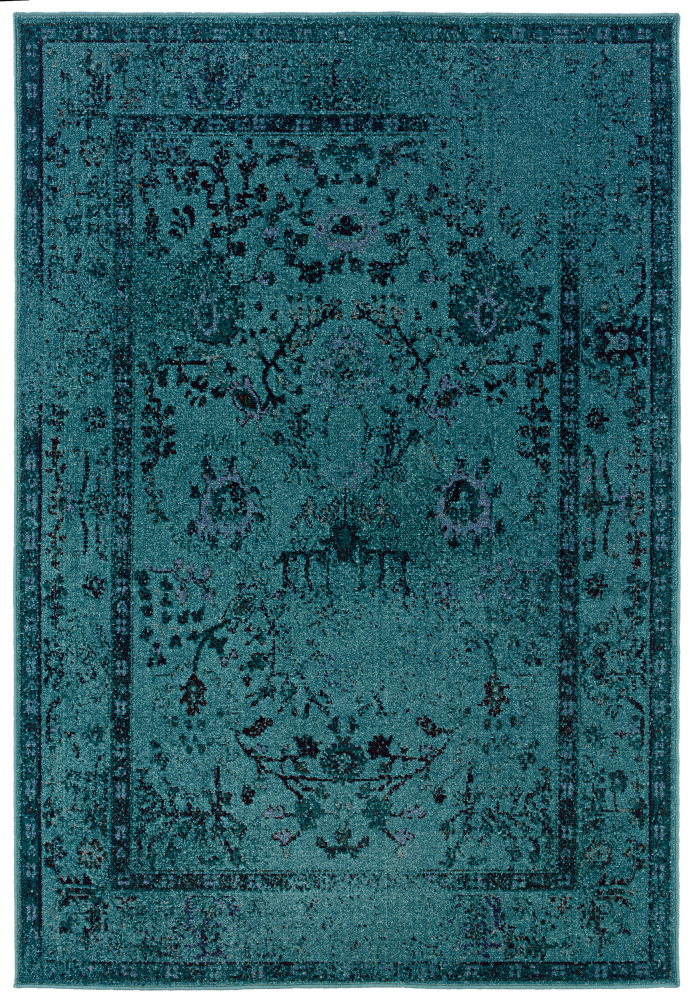 Oriental Weavers Revival 550h2 Area Rug| Size| 1'10''X7'6'' Runner with Free Pad - 66791x1