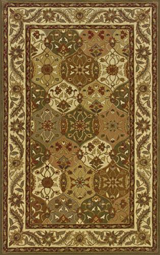 Oriental Weavers Grandeur 32005 Multi Area Rug Clearance - 13924