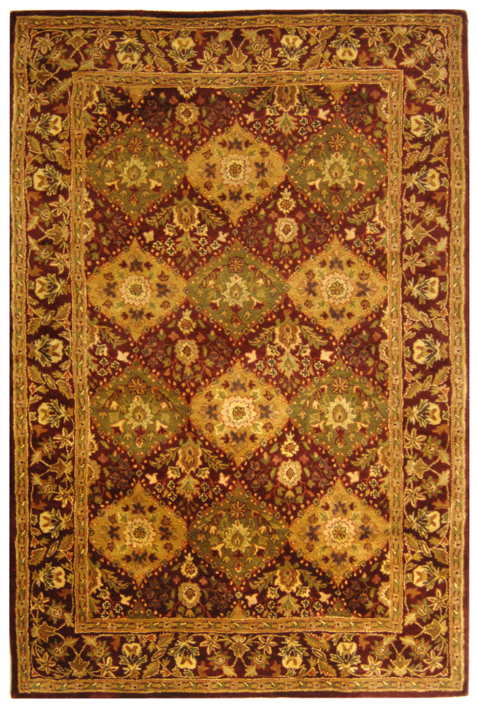Safavieh Antiquities AT57B Wine Area Rug Clearance| Size| 2' X 3' - 49648X2