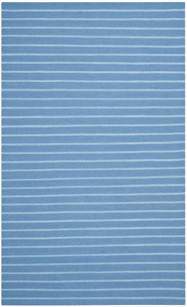 Safavieh Dhurries DHU313A Blue Area Rug| Size| 3' X 5' - 80537x2