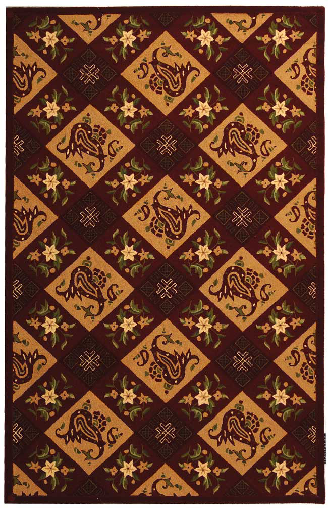 Safavieh Chelsea HK308A Assorted Area Rug Clearance| Size| 5' 3'' X 8' 3'' - 49965X4